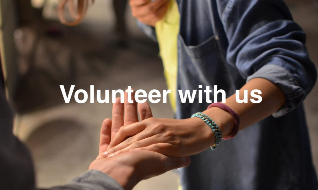Volunteer with relate West surrey